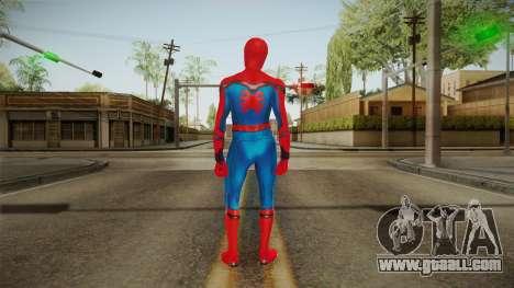 Spider-Man Homecoming - Spider-Man for GTA San Andreas third screenshot