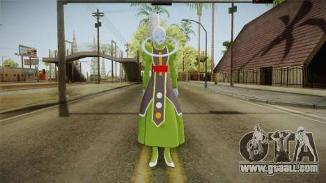 Vados Angel Of The Universe 6 for GTA San Andreas second screenshot