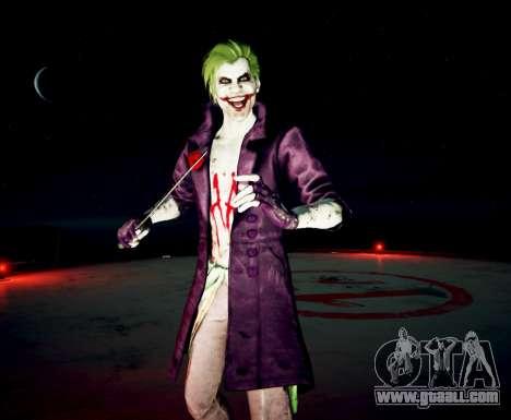 GTA 5 Joker from Injustice 2