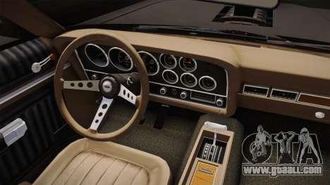 Ford Gran Torino 1972 v2 for GTA San Andreas side view