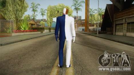 Two Face Skin for GTA San Andreas third screenshot