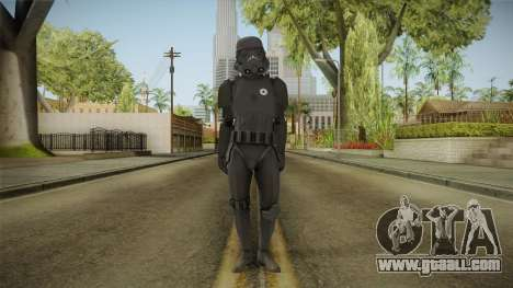 Star Wars Battlefront 3 - Shadowtrooper for GTA San Andreas second screenshot