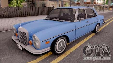 Mercedes-Benz 300SEL 6.3 for GTA San Andreas