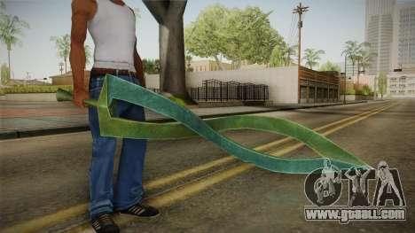 Hyrule Warriors - Fierce Deity Sword for GTA San Andreas