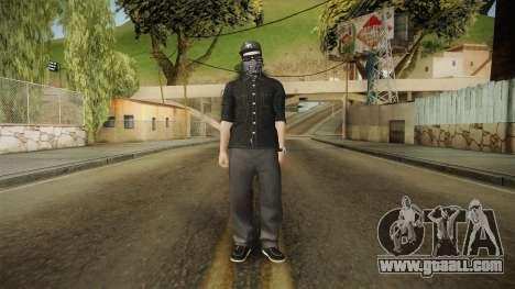 GTA 5 Online Smuggler DLC Skin 1 for GTA San Andreas