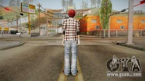 Dead Or Alive 5 - Mila for GTA San Andreas third screenshot