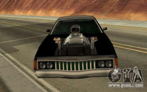 Clover Dragster Tuning MFR for GTA San Andreas