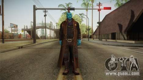 Marvel Future Fight - Yondu for GTA San Andreas second screenshot