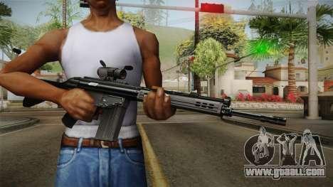 AK-4B Assault Rifle for GTA San Andreas