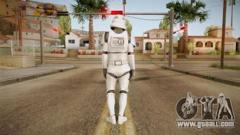 Star Wars Battlefront 3 - Stormtrooper for GTA San Andreas third screenshot
