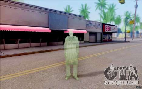 The representative Of-Consciousness of S. T. A.  for GTA San Andreas