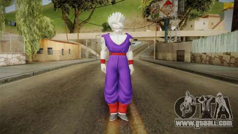 Gohan Skin HD 2 for GTA San Andreas second screenshot