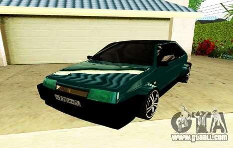VAZ 2108 SRT8 for GTA San Andreas