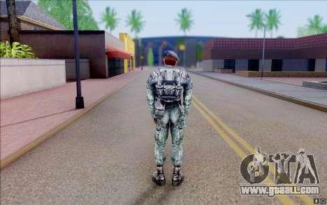 Colonel Cooper of S. T. A. L. K. E. R for GTA San Andreas forth screenshot