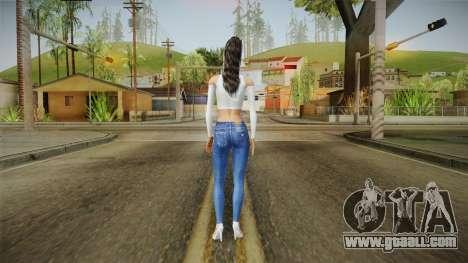 Consuela Modern Skin for GTA San Andreas third screenshot