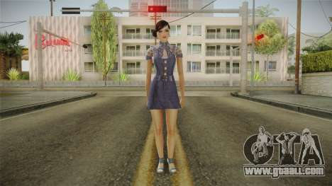 Jemma Skin for GTA San Andreas second screenshot