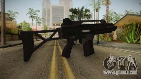 TF2 Special Carbine for GTA San Andreas third screenshot