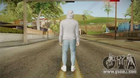 Skin Random (Outfit Import Export) for GTA San Andreas third screenshot