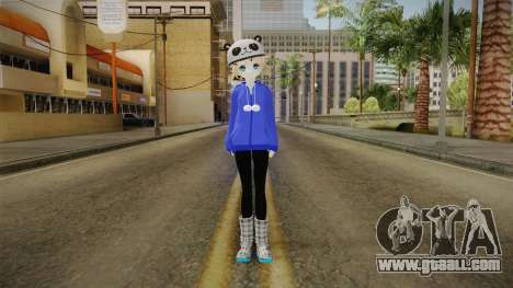 Rin Remaked Skin for GTA San Andreas