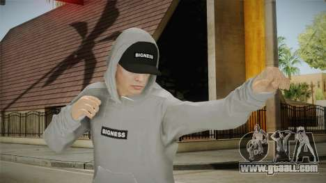 Skin Random (Outfit Import Export) for GTA San Andreas