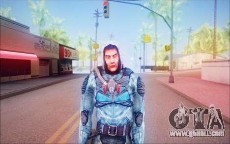 Sviblov of S. T. A. L. K. E. R. for GTA San Andreas