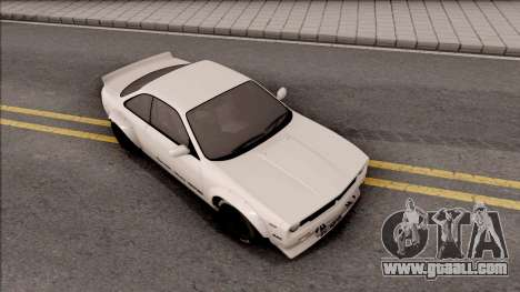 Nissan Silvia S14 Pandem for GTA San Andreas right view