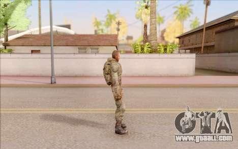 Mole of S. T. A. L. K. E. R. for GTA San Andreas forth screenshot