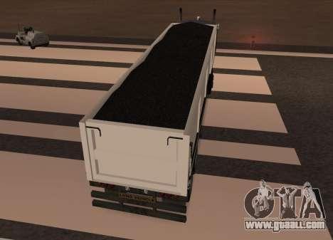 New Artict2 for GTA San Andreas