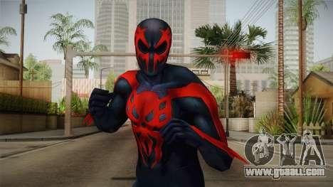 Marvel Future Fight - Spider-Man 2099 v2 for GTA San Andreas