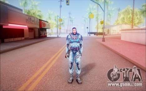 Sviblov of S. T. A. L. K. E. R. for GTA San Andreas second screenshot