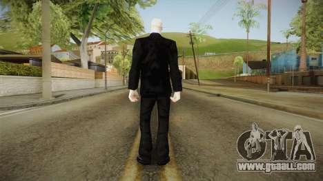 Kazim Carman Skin for GTA San Andreas third screenshot