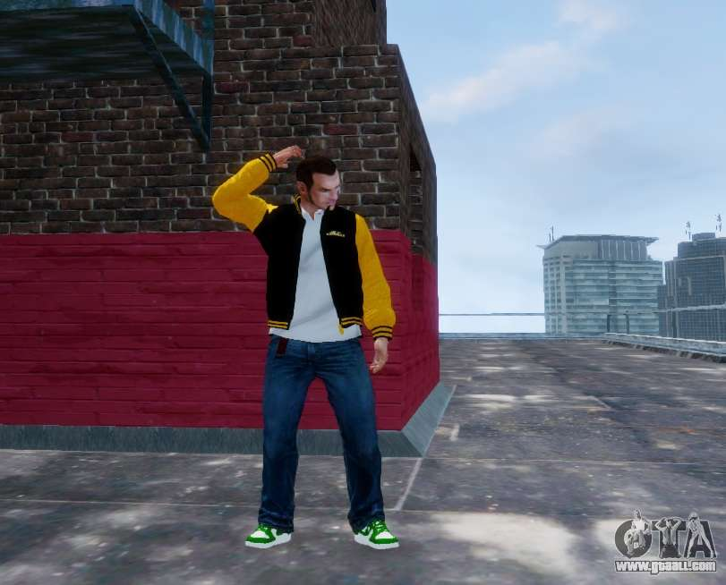 Pack Of Clothes (Exclusive) for GTA 4