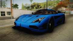 Koenigsegg Agera RS v1 for GTA San Andreas