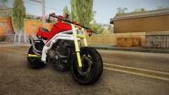 Honda CBR 1100CC Street Fighter Cipher for GTA San Andreas