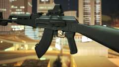 Black Edition Weapon Pack for GTA San Andreas