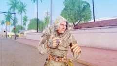 Arnie of S. T. A. L. K. E. R
