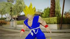 Goku Original DB Gi Blue v4