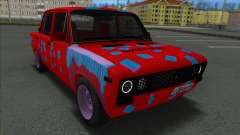 VAZ 2106 Shaherizada 2.3 GVR SA:MP for GTA San Andreas