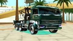 KamAZ 6520 V8 TURBO Tow truck for GTA San Andreas