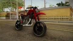 Yamaha XT660 Scrambler for GTA San Andreas