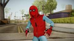Spiderman Homecoming Skin v3