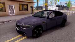 BMW M5 HQ Lowest Poly for GTA San Andreas