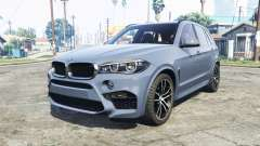 BMW X5 M (F85) 2016 [replace] for GTA 5