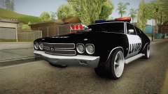 Chevrolet Chevelle SS Police LVPD 1970 v1