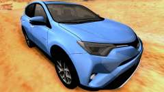 Toyota RAV4 2015 SA for GTA San Andreas
