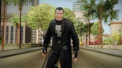 Marvel Heroes - Punisher Overcoat for GTA San Andreas