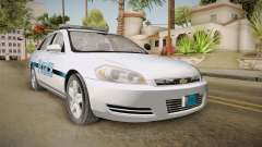 Chevrolet Impala 2011 Police for GTA San Andreas