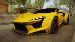 Asphalt 8 - Fenyr SuperSport W Motors