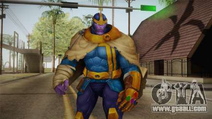 Marvel Future Fight - Thanos for GTA San Andreas