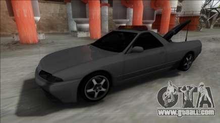 Nissan Skyline R32 Towtruck for GTA San Andreas